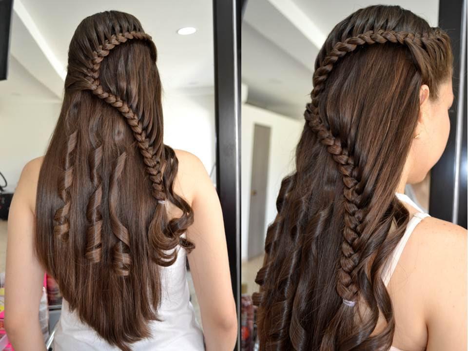 Como hacer una trenza s paso a paso belleza sin limites - Como hacer peinados faciles ...