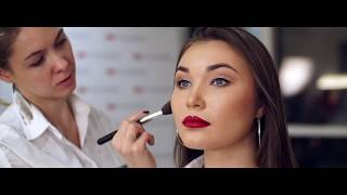 Промо ролик Обучающий курс Топ визажист  Beauty School Perm