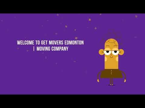 Get Movers Edmonton AB - Moving Company