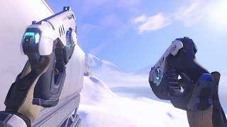 Overwatch Reload Animations