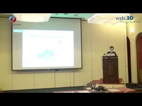 Web3D 2015 Conference, June 20 part 1