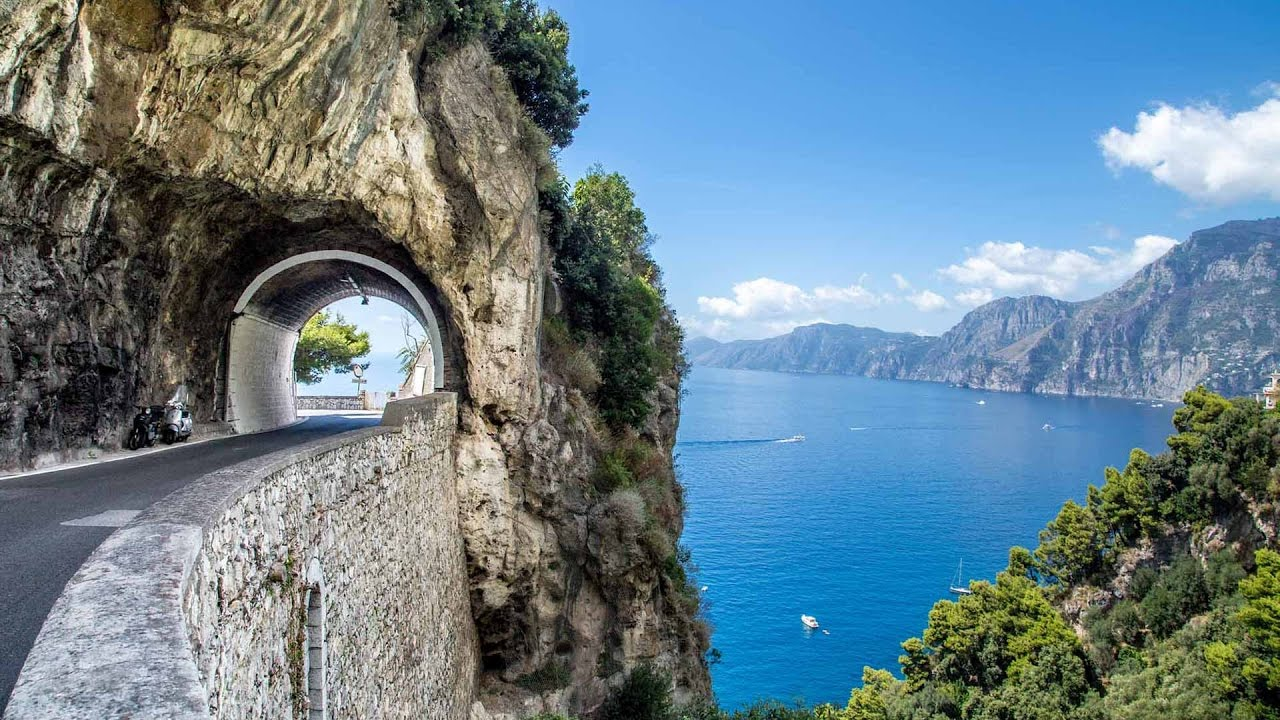 Image result for amalfi coast highway photos