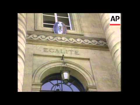 FRANCE: ORGANISERS OF SOCCER WORLD CUP TAKEN TO COURT
