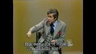 Dave Allen at Large / Dave Allen lætur móðan mása