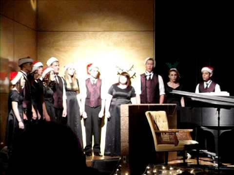 AWest Vocal Jazz Christmas Time is Here