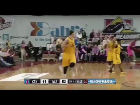 STEVE WEINGARTEN Canton Charge 2014 NBA D-League Basketball
