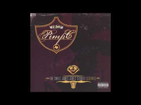 Pimp C - The Sweet James Jones Stories (Screwed) [Full Album]