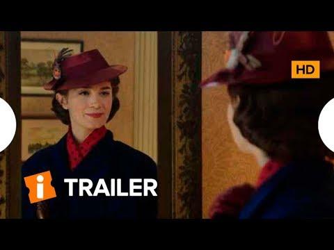 O Retorno de Mary Poppins | Trailer Legendado