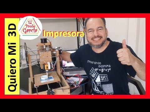 ✅ Quiero Mi Impresora 3D (Como se hace) convertible en CNC y Cortadora Láser  #1