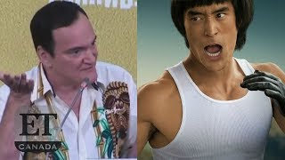 Quentin Tarantino Defends Bruce Lee Depiction
