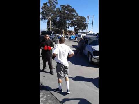 I boxing in Salinas California-Central Auto Body