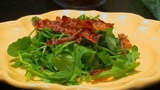 Arugula & Pancetta Salad : Italian Specialties