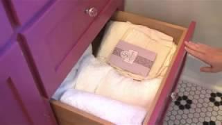 Túi thơm để tủ quần áo Greenleaf Made in USA - Túi thơm tinh dầu cao cấp