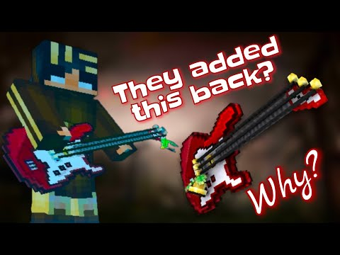 Pixel Gun 3D Messed Up Again...