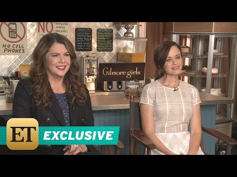 EXCLUSIVE: We Explain What Shipping Means to the 'Gilmore Girls' and Their Reaction Is Too Cute!