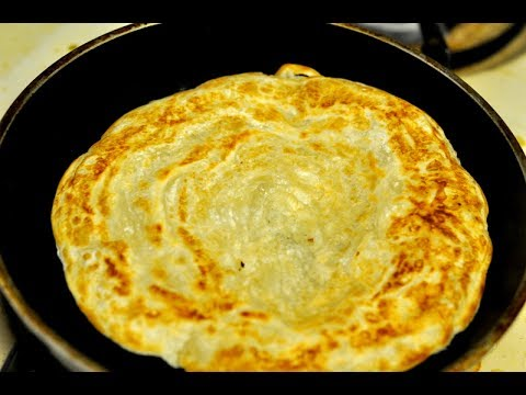 how to make egg paratha