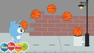 Funny Bunny King of the Street Basket - Baa Bee Boo TV