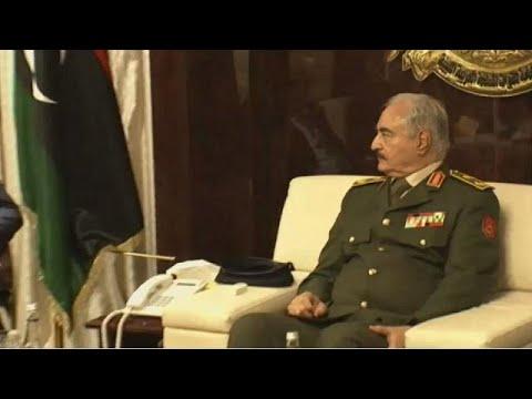 COVID-19: libya's Haftar forces enforce night curfew