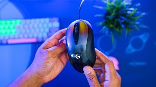 Logitech MX518 Legendary Review! The Greatest Gaming Mouse EVER MADE RETURNS