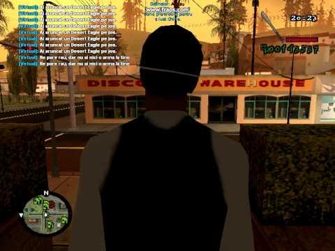 Sa:MP.Virtual-Gaming.Ro - Bug Deagle