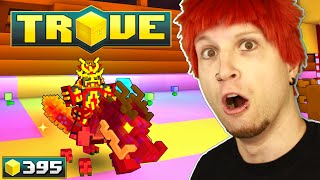 BEST DUNGEON IN THE GAME!? ✪ Scythe Plays Trove #395