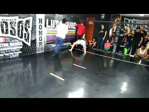 Bruno Rodriguez vs Pedro Pando ( Final: Catg: Noveles 85kg)