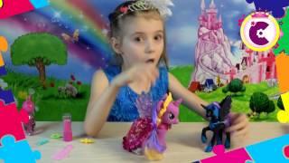 Мой маленький пони. Мультфильм для детей. Детское видео. My little pony. Cartoon for kids.