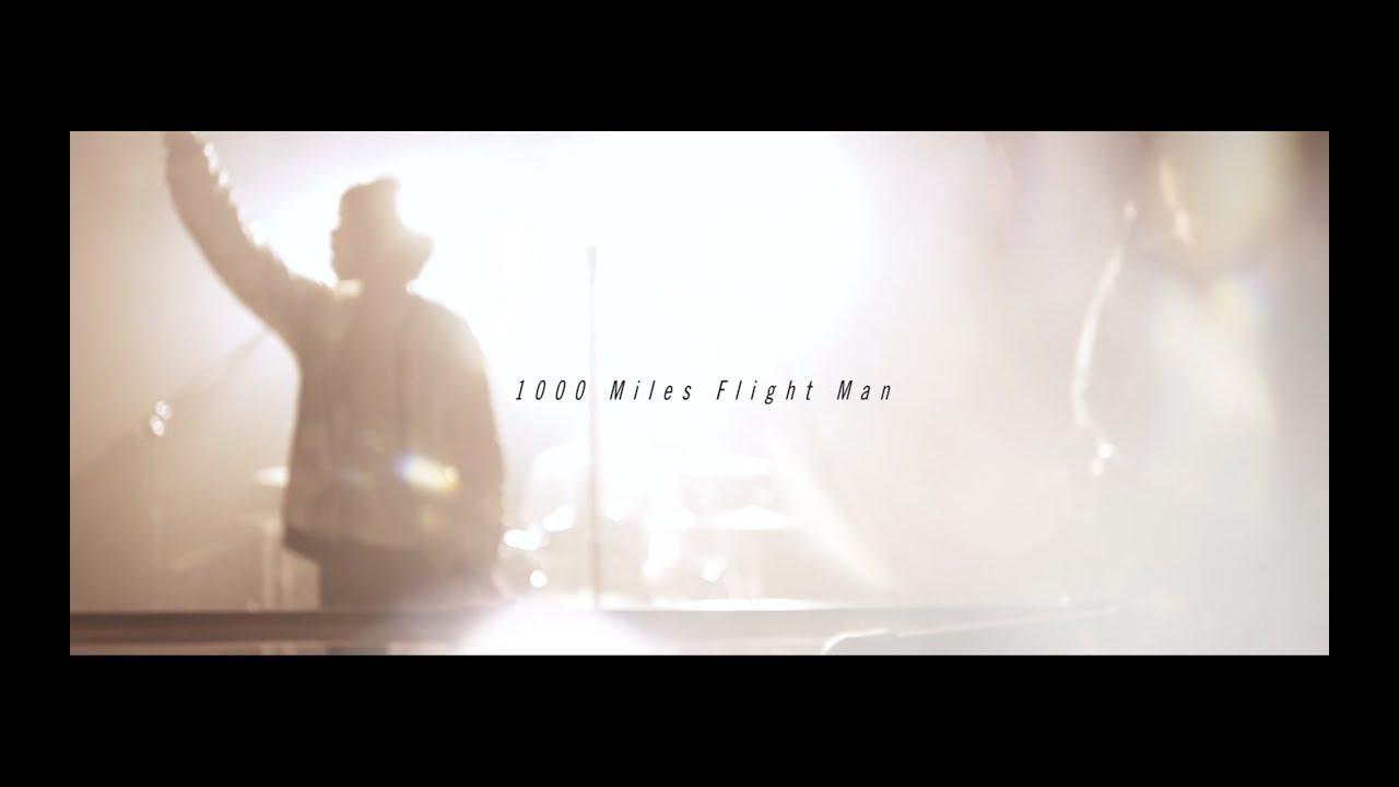 JJ-LAND - 1000 Miles Flight Man - 【Official Music Video】