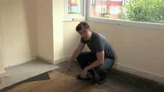 Silence Squeaky Floorboards | Dan | Superscrimpers.com