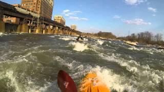 Richmond James River Kayaking 5.9ft