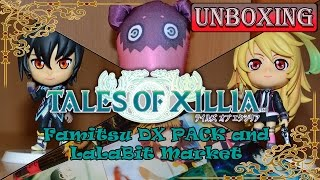 [PS3] Tales of Xillia - Famitsu DX PACK / LaLaBit Market Limited Edition Unboxing