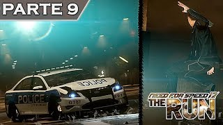 CORRENDO PELA VIDA - Need for Speed The Run - PARTE 9