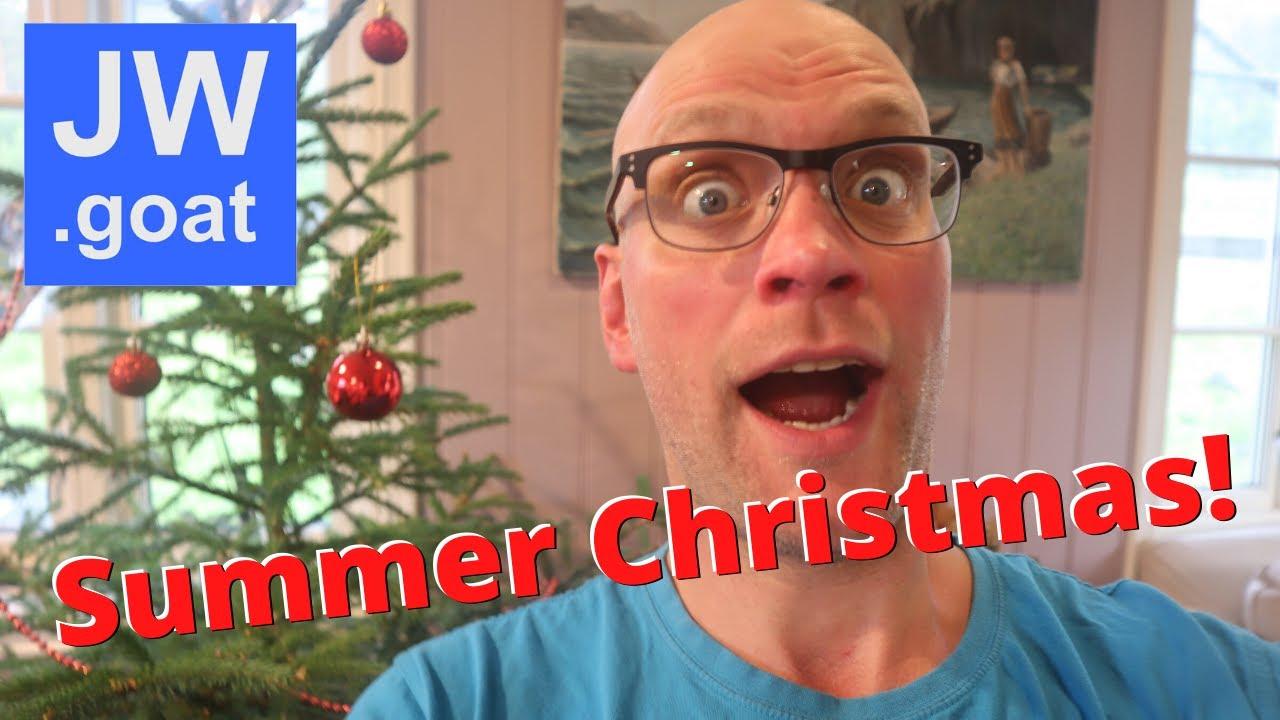 ExJW Summer Cristmas