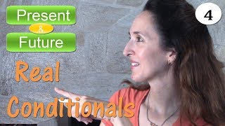 Present and Future Real Conditionals: IF-clauses in English