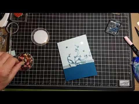 Tutti Frutti Cards & Envelopes with a little Bonus!
