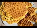 ТЫКВЕННЫЕ ВАФЛИ в электровафельнице Pumpkin Waffles mp3