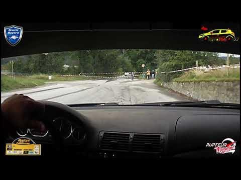 Rallye De La Famenne 2019 - Michael Tirtiaux & Manon Wilmet - BMW E46 N° 56 - Boucle 2 Spéciale 5