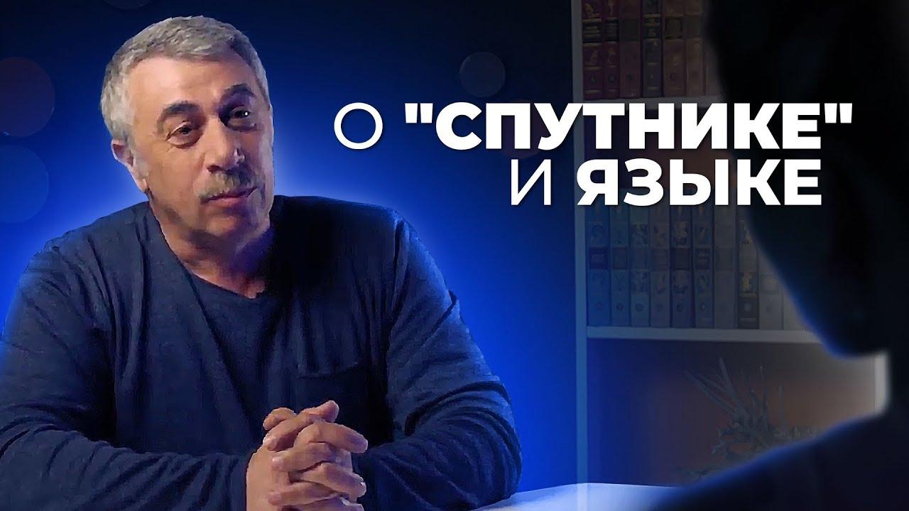 О Спутнике и языке
