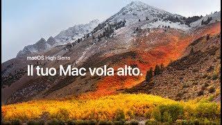 Nuovo macOS High Sierra: cosa fare assolutamente PRIMA dell'upgrade