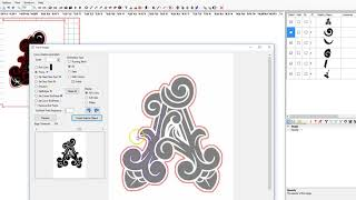 Easiest Way To Digitize A Logo In Embroideryware