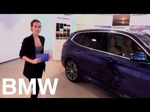 Nuevo BMW X3 - Presentación en Facebook Live -