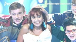 Rachel - Ik ben een teenager - Finale