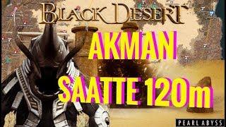 AKMAN GRİND SAATTE 120M  | BDO
