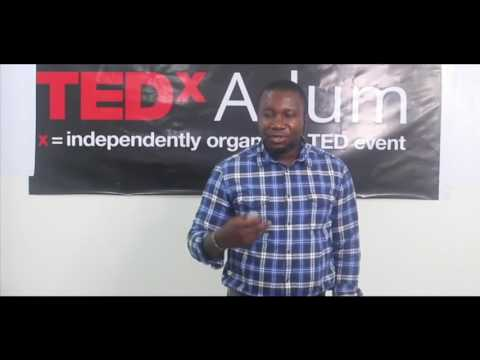 Challenging the Status quo and Winning. | Kofi Adu Domfeh | TEDxAdum