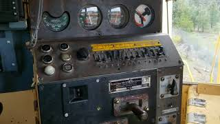 Operating an EMD GP-9 (First person view)