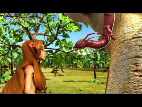 Cartea Cartilor - episodul 1 - Eva si sarpele
