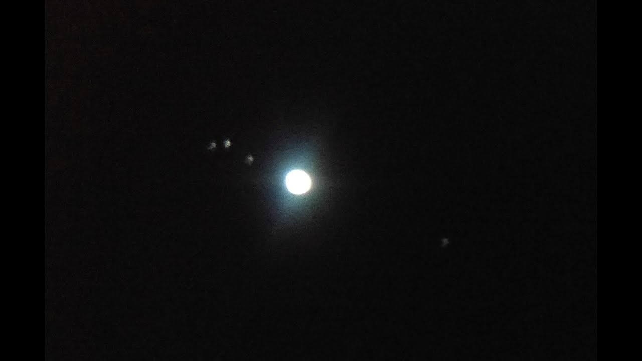 Jupiter and Its Moons - McDougalls Home