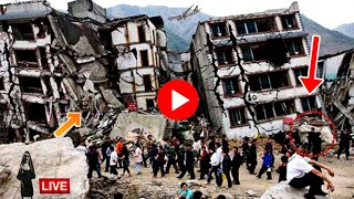 India Earthquake Today | Unblieveable Magnitude 7.9 Hits India's | Weather Today