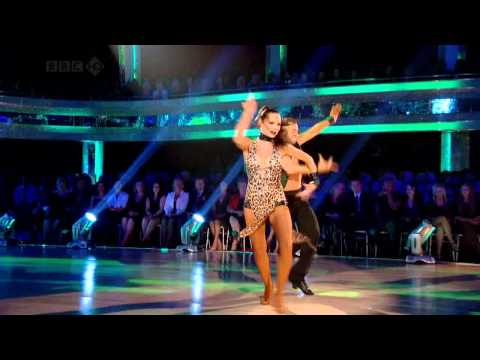 Kara Tointon & Artem Chigvintsev - Chacha - Strictly Come Dancing - Week 1 - Long Edit
