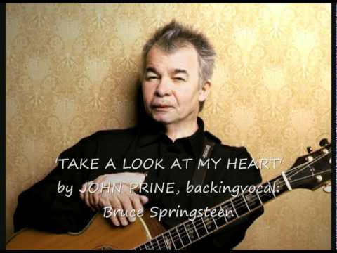John Prine with Bruce Springsteen - 'TAKE...
